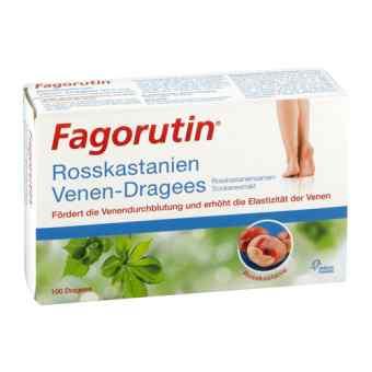 Fagorutin Rosskastanien Venen*Dragees 99mg  bei apo-discounter.de bestellen