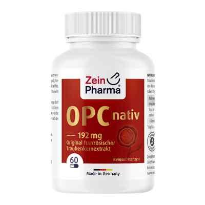Opc nativ Kapseln 192 mg reines Opc  bei apo-discounter.de bestellen