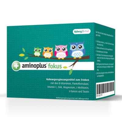 Aminoplus fokus Trinkampullen  bei apo-discounter.de bestellen