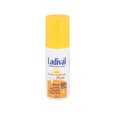 Ladival Schutz&bräune Plus Spray Lsf 50+ bei apo-discounter.de bestellen