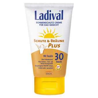 Ladival Schutz&bräune Plus Creme Lsf 30 bei apo-discounter.de bestellen