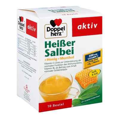 Doppelherz Heisser Salbei+honig+menthol Granulat  bei apo-discounter.de bestellen