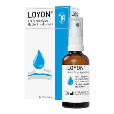 Loyon bei schuppigen Hauterkrankungen Lösung  bei bioapotheke.de bestellen