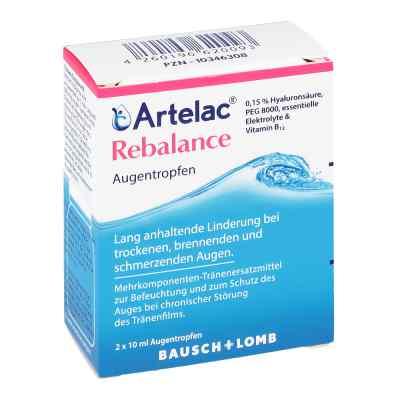 Artelac Rebalance Augentropfen  bei apo-discounter.de bestellen