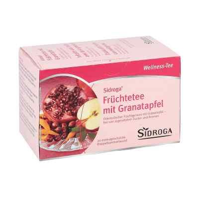 Sidroga Wellness Früchtetee mit Granatapfel Filterb.  bei apo-discounter.de bestellen