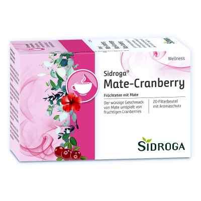 Sidroga Wellness Mate-cranberry Tee Doppelkammerb.  bei apo-discounter.de bestellen