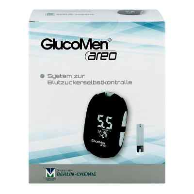 Glucomen areo Blutzuckermessgerät Set mmol/l  bei apo-discounter.de bestellen