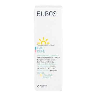 Eubos Kinder Haut Ruhe Sonnensch.cr.gel Lsf 30+uva  bei bioapotheke.de bestellen