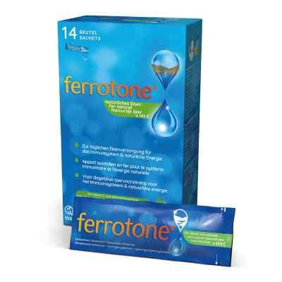 Ferrotone Eisen mit Apfelkonzentrat und Vitamin C  bei apo-discounter.de bestellen