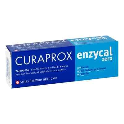 Curaprox enzycal zero Zahnpasta  bei apo-discounter.de bestellen