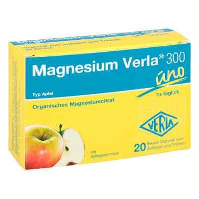 Magnesium Verla 300 Apfel Granulat  bei apo-discounter.de bestellen