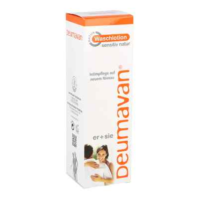 Deumavan Waschlotion sensitiv Natur ohne Lavendel  bei apo-discounter.de bestellen