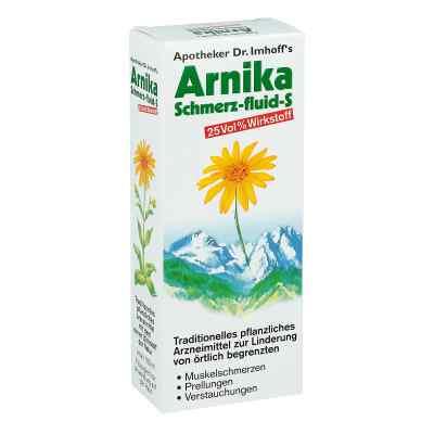 Apotheker Doktor imhoff's Arnika Schmerz-fluid S  bei apo-discounter.de bestellen