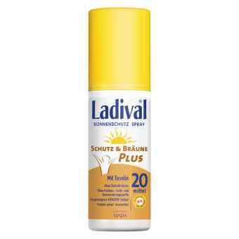 Ladival Schutz&bräune Plus Spray Lsf 20 bei apo-discounter.de bestellen