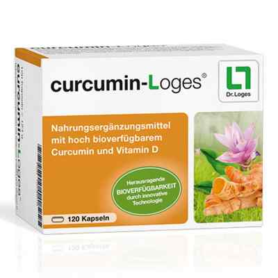 Curcumin-loges Kapseln  bei bioapotheke.de bestellen