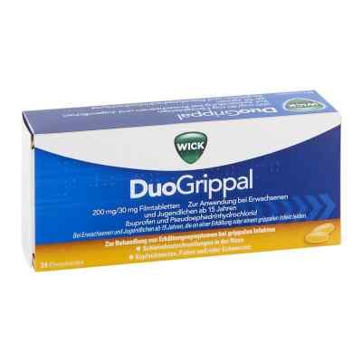 Wick Duogrippal 200 mg/30 mg Filmtabletten  bei apo-discounter.de bestellen
