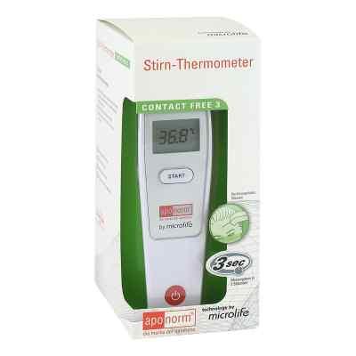 Aponorm Fieberthermometer Stirn Contact-free 3  bei apo-discounter.de bestellen