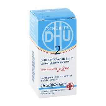 Biochemie Dhu 2 Calcium phosphorus D  12 Globuli  bei apo-discounter.de bestellen