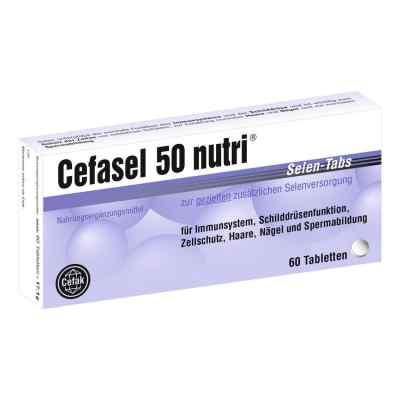 Cefasel 50 nutri Selen-tabs  bei apo-discounter.de bestellen