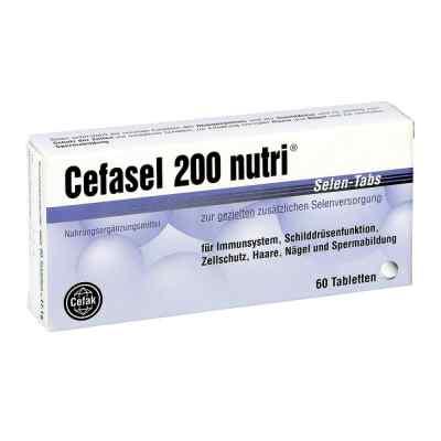 Cefasel 200 nutri Selen-tabs  bei apo-discounter.de bestellen