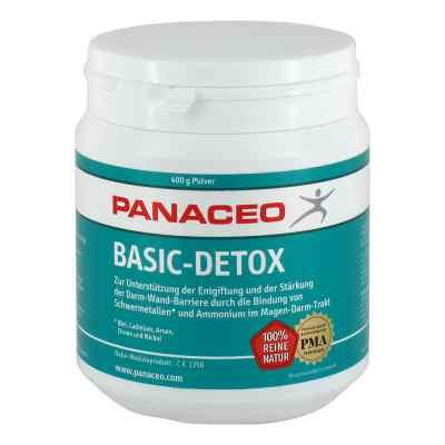 Panaceo Basic-detox Pulver  bei apo-discounter.de bestellen