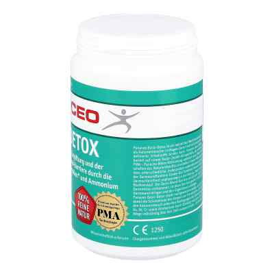 Panaceo Basic-detox Kapseln  bei apo-discounter.de bestellen