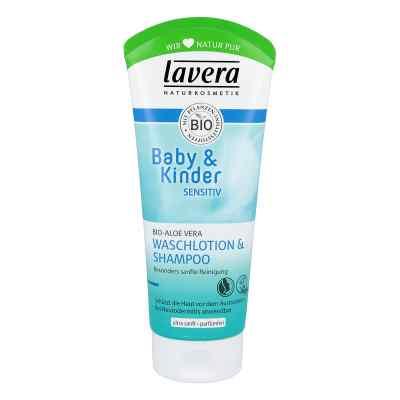 Lavera Baby & Kinder sensitiv Waschlotion&shampoo  bei apo-discounter.de bestellen