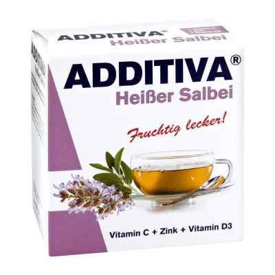 Additiva Heisser Salbei Pulver  bei apo-discounter.de bestellen