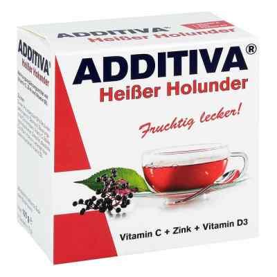 Additiva Heisser Holunder Pulver  bei apo-discounter.de bestellen