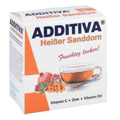Additiva Heisser Sanddorn Pulver  bei apo-discounter.de bestellen