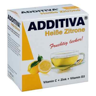 Additiva Heisse Zitrone Pulver  bei apo-discounter.de bestellen