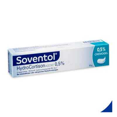 Soventol Hydrocortisonacetat 0,5%  bei apo-discounter.de bestellen