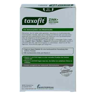 Taxofit Zink+histidin Depot Tabletten  bei apo-discounter.de bestellen
