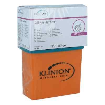 Soft Fine plus 0,25x6 mm 31g Kanüle Cpc  bei apo-discounter.de bestellen