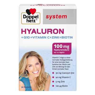 Doppelherz Hyaluron system Kapseln  bei apo-discounter.de bestellen