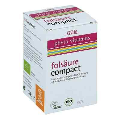 Folsäure Compact Bio Tabletten  bei apo-discounter.de bestellen