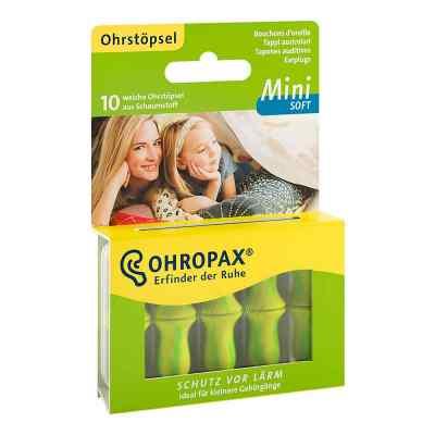 Ohropax mini soft Schaumstoff Stöpsel  bei apo-discounter.de bestellen