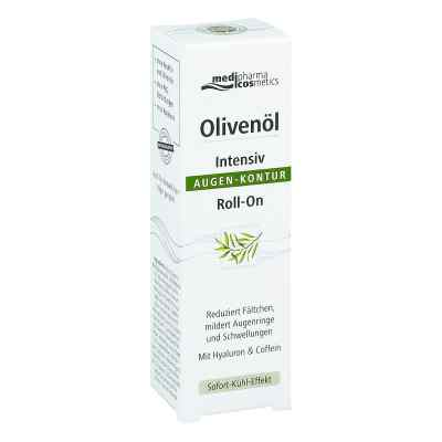Olivenöl Intensiv Augen-kontur Roll-on  bei bioapotheke.de bestellen