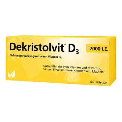 Dekristolvit D3 2.000 I.e. Tabletten  bei apo-discounter.de bestellen