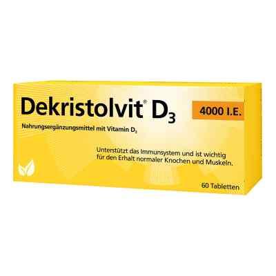 Dekristolvit D3 4.000 I.e. Tabletten  bei apo-discounter.de bestellen