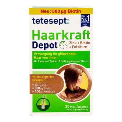 Tetesept Haarkraft Depot Filmtabletten  bei apo-discounter.de bestellen