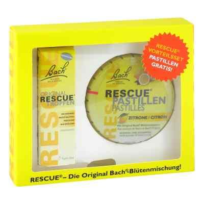 Rescue Vorteilsset Tropfen und Pastillen