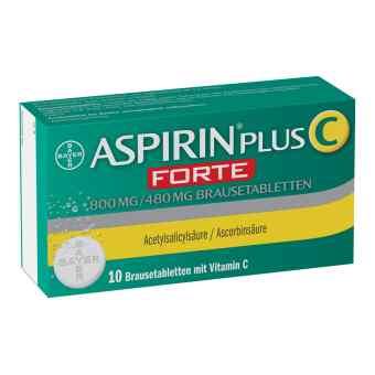 Aspirin plus C Forte 800mg/480mg  bei apo-discounter.de bestellen