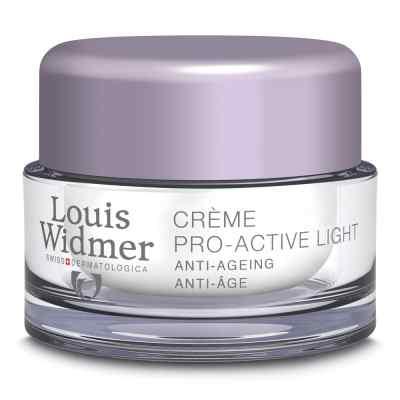 Widmer Creme Pro-active Light leicht parfümiert  bei apo-discounter.de bestellen