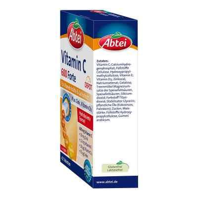 Abtei Vitamin C 600+zink+e Depot Tabletten  bei apo-discounter.de bestellen
