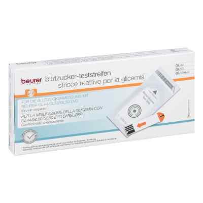 Beurer Gl44/gl50 Blutzucker-teststreifen Folie  bei apo-discounter.de bestellen