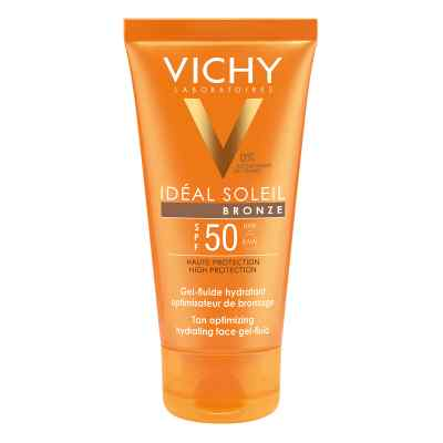 Vichy Capital Ideal Soleil Bronze Ges.gel Lsf 50  bei apo-discounter.de bestellen