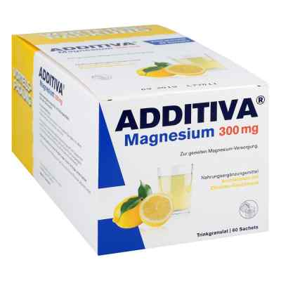 Additiva Magnesium 300 mg N Pulver  bei apo-discounter.de bestellen