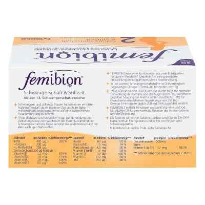 Femibion Schwangerschaft 2 D3+dha+400 [my]g Folat  bei apo-discounter.de bestellen