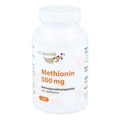 Methionin 500 mg Kapseln  bei apo-discounter.de bestellen